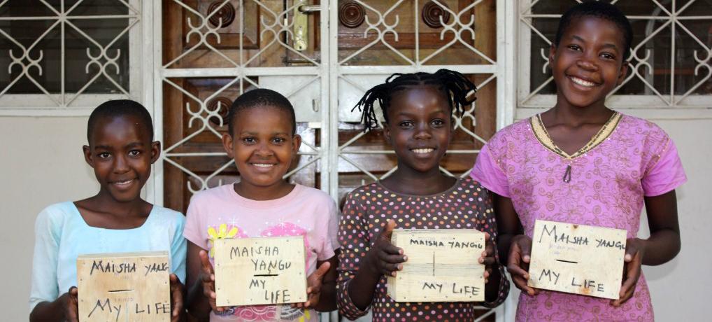 Maisha Yangu, My Life..