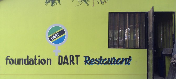 Foundation DART restaurant is finally open