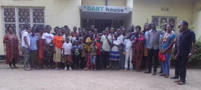 University students support Foundation DART